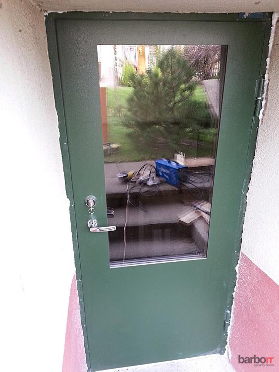 Pramoninės durys