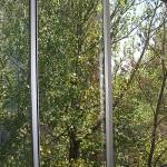 Aliuminis Stumbdomas Balkono Stiklinimas
