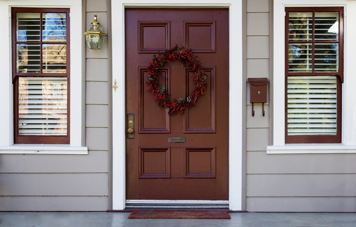 Lauko durys kaip nesuklysti renkantis