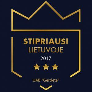 Barborr Stipriausi Lietuvoje