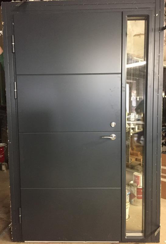 Lauko durys Termo Plius